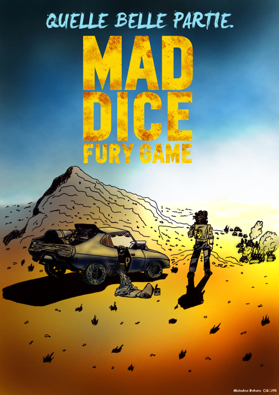 Mad Dice, Fury Game
