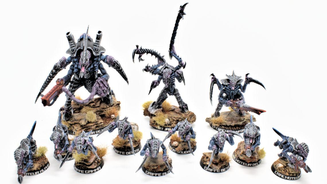 Kill Team Tyranide Hydra
